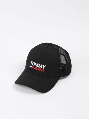 כובע מצחייה עם לוגו / גברים של TOMMY HILFIGER