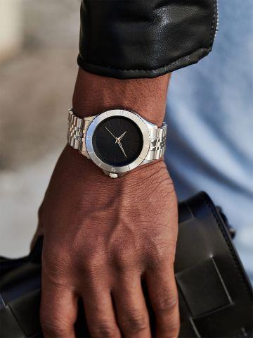 שעון חוליות פורטופינו עם מחוגים / גברים של AINKER
