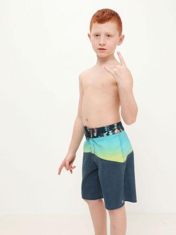 מכנסי בגד ים קלור בלוק של BILLABONG