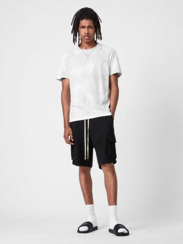 מכנסי טרנינג קצרים עם כיסים של ALL SAINTS