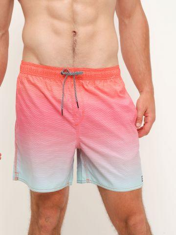 מכנסי בגד ים מולטי קולור של BILLABONG