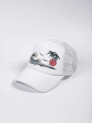כובע רשת עם לוגו / נשים של BILLABONG