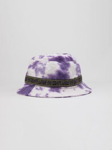 כובע באקט טאי דאי עם רקמת לוגו / נשים של QUIKSILVER