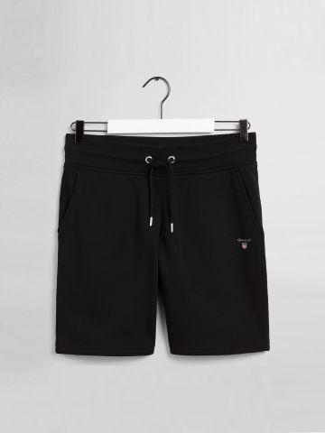 מכנסי טרנינג קצרים עם לוגו / גברים של GANT
