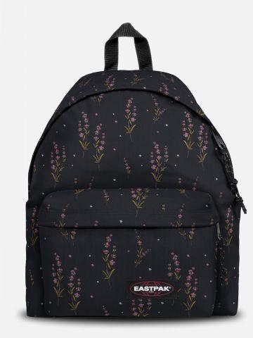 תיק גב בהדפס פרחים של EASTPAK