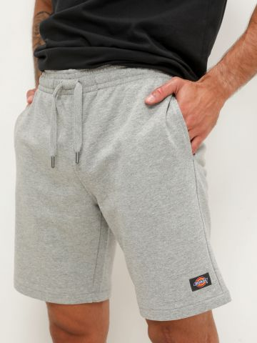 מכנסיים קצרים עם פאץ' לוגו / גברים של DICKIES