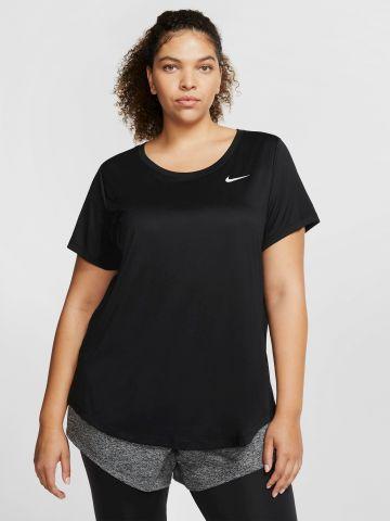 plus size/חולצת אימון Dri-FIT Legend של NIKE