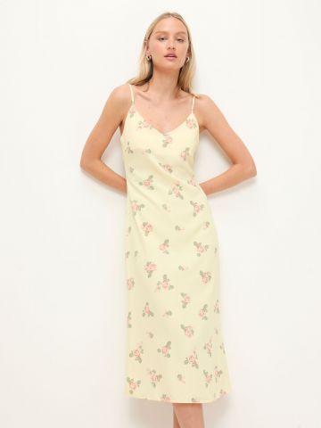 שמלת מידי בהדפס פרחים של GLAMOROUS