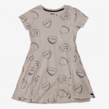 שמלה מתרחבת בהדפס / 2Y-6Y של MINENE