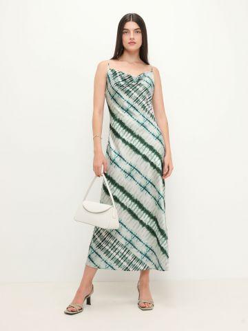 שמלת מקסי טאי דאי / נשים של GUESS