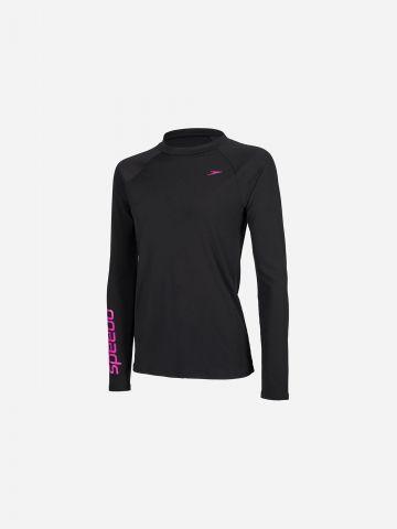 חולצת בגד ים אנטי סאן / בנות של SPEEDO