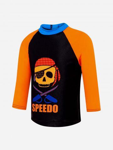 חולצת בגד ים אנטי סאן של SPEEDO