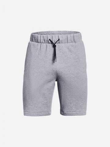 מכנסיים קצרים פליז עם סטריפים / גברים של UNDER ARMOUR