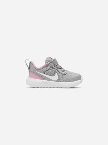 נעלי ריצה Revolution 5 / בייבי בנות של NIKE