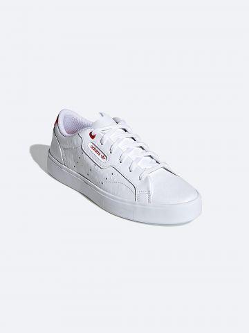 סניקרס adidas SLEEK W עם שרוכים / נשים של ADIDAS Originals