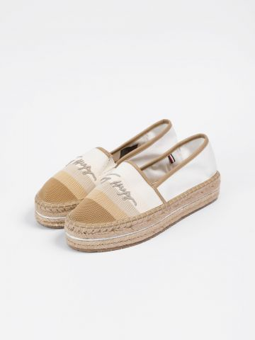 נעלי מוקסין עם לוגו / נשים של TOMMY HILFIGER