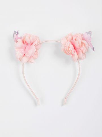 קשר שיער בעיטור פרחים / בנות של THE CHILDREN'S PLACE