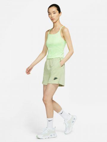 מכנסיים קצרים עם רקמת מותג של NIKE