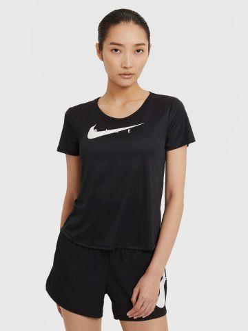 חולצת ריצה Swoosh Run של NIKE