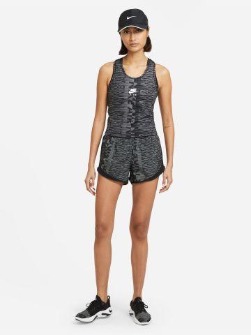 מכנסי ריצה קצרים בהדפס לוגו Tempo Short של NIKE