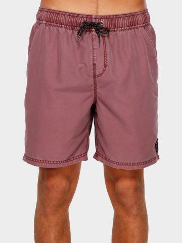 מכנסי בגד ים ווש עם פאץ' לוגו של BILLABONG