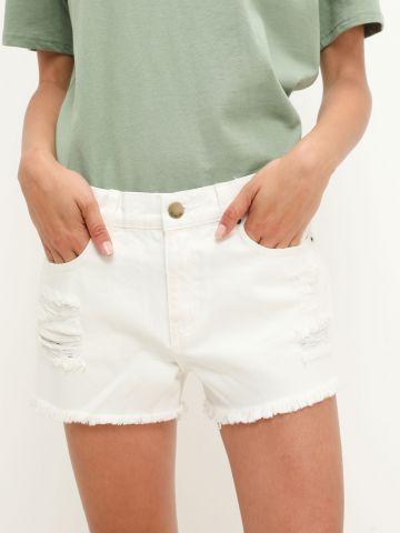 ג'ינס קצר סיומת פרומה של BILLABONG