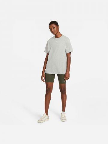 טי שירט אוברסייז Sportswear Essential עם רקמת לוגו של NIKE