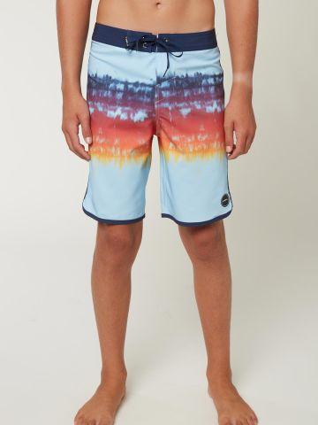 מכנסי בגד ים בהדפס מולטי קטלור / גברים של ONIELL