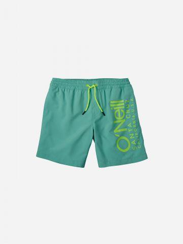 מכנסי בגד ים עם לוגו / בנים של ONIELL