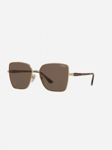 משקפי שמש פרפר של vogue eyewear