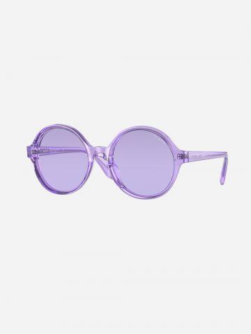 משקפי שמש עגולים X MBB של vogue eyewear