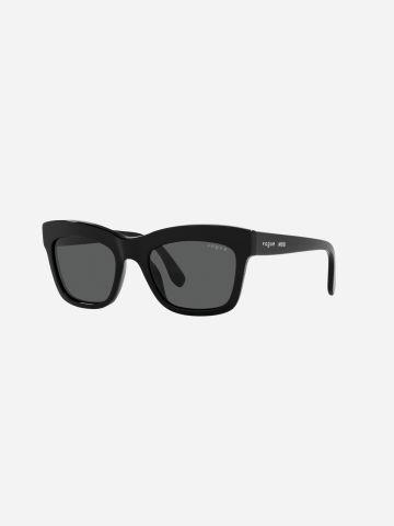 משקפי שמש מרובעים X MBB של vogue eyewear