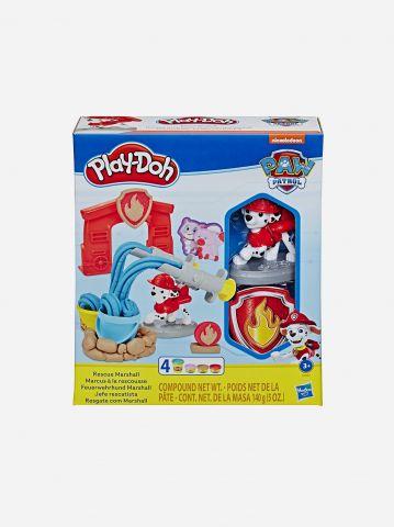 פליידו Play-Doh מרשל מפרץ ההרפתקאות / 3+ של TOYS