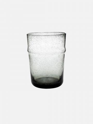 כוס זכוכית GRAPHITE של FOX HOME