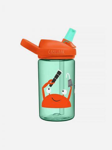 בקבוק מים עם פיה נשלפת Eddy kids plus / ילדים של CAMELBAK