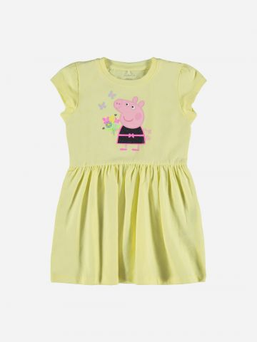 שמלה עם הדפס peppa pig  / 9M-5Y של NAME IT