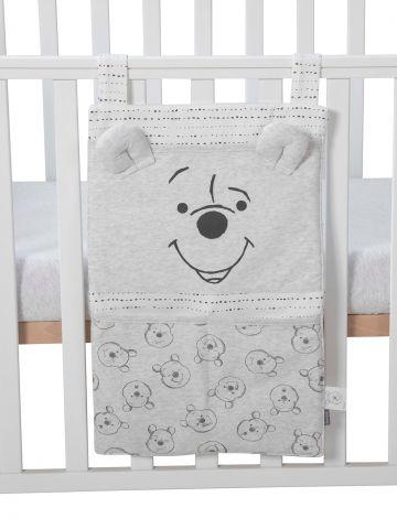 ארגונית למיטת תינוק פו הדב / בייבי של SHILAV