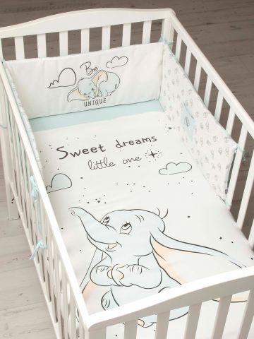 סט למיטת תינוק דמבו / בייבי של SHILAV