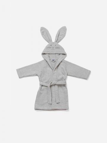 חלוק מגבת ארנב / בייבי של SHILAV