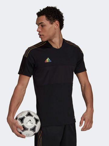 חולצת אימון TIRO עם לוגו מולטי קולור ADIDAS PRIDE של ADIDAS Performance