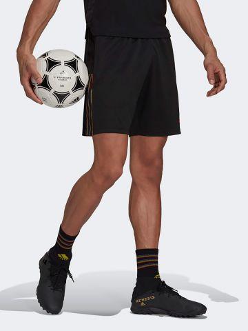 מכנסי אימון עם לוגו מולטי קולור של ADIDAS Performance