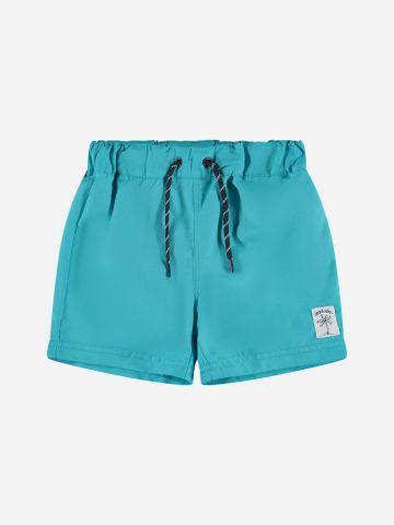 מכנסי בגד ים עם פאץ' / 1.5Y-7Y של NAME IT