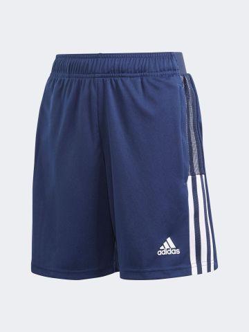 מכנסי ספורט Aeroready עם הדפס לוגו / teens של ADIDAS Performance