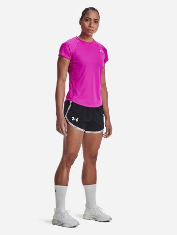 מכנסי אימון קצרים עם לוגו של UNDER ARMOUR