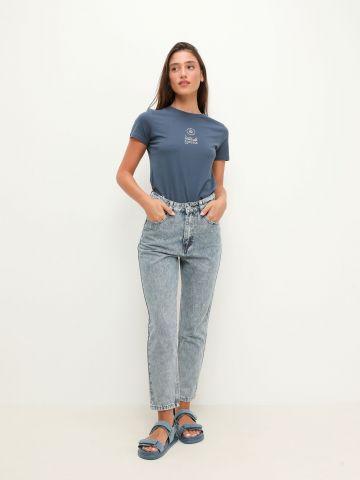 ג'ינס ווש ארוך של FOX