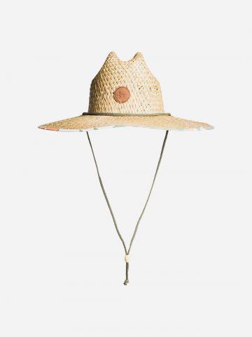 כובע קש עם הדפס טרופי / נשים של ROXY