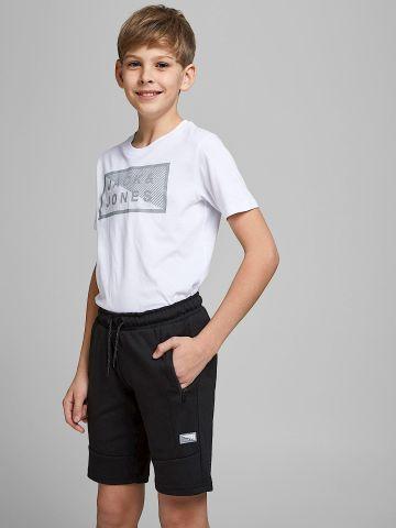 מכנסי טרנינג עם כיסים של JACK AND JONES