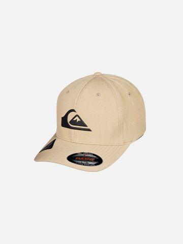 כובע מצחייה מלאנז' עם רקמת לוגו / גברים של QUIKSILVER