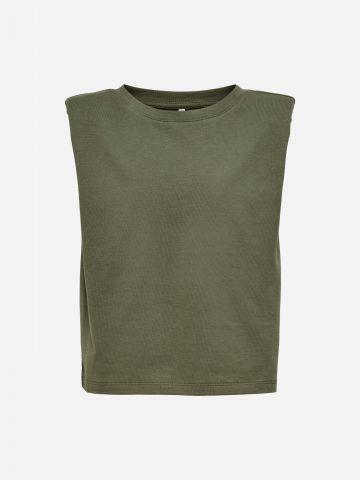 חולצה עם כריות כתפיים / בנות של KIDS ONLY