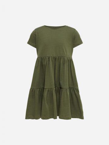 שמלת קומות בגזרה מתרחבת / בנות של KIDS ONLY